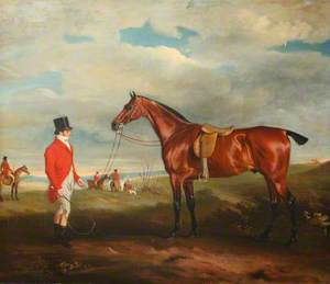 Thomas Strickland (1792–1835), and Horse in the Hunting Field