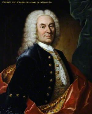 Giovanni Vincenzo (John Vincent) Gandolfi (d.1715), 3rd Count Gazelli and Chiosanica