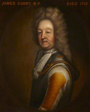 Colonel James Corry (c.1643–1718), MP