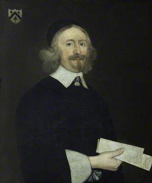 Called 'The Reverend Richard Underhill'