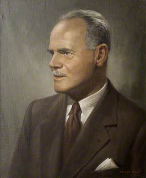 Sir Henry Montgomerie Cameron-Ramsay-Fairfax-Lucy (1896–1965), 4th Bt