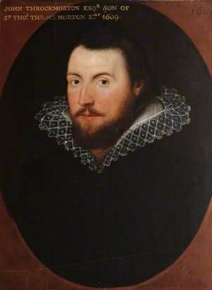 John Throckmorton (d. before 1615)
