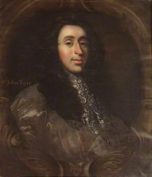 Sir John Yate (c.1660–1690), 4th & Last Bt