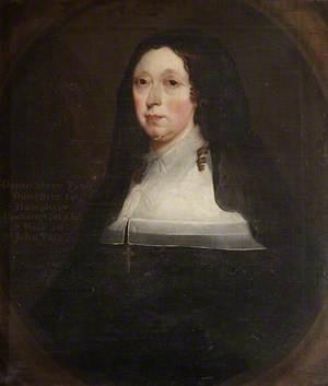 Mary Pakington (1610/1611–1696), Lady Yate
