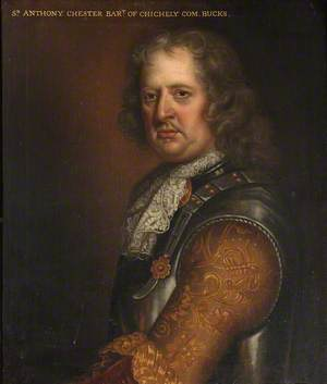 Sir Anthony Chester (1634–1698), 3rd Bt, of Chicheley