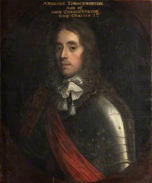Colonel Ambrose Throckmorton