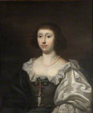Anne Pakington (d.1642), Lady Anderley