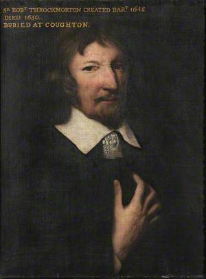 Sir Robert Throckmorton (d.1650), 1st Bt