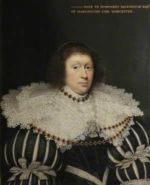 Abigail Sacheverell, Mrs Humphrey Pakington