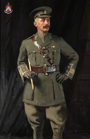 Lieutenant Colonel Richard Courtenay Throckmorton (1866–1916)