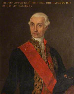 Sir John Acton (1735–1811), 6th Bt