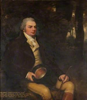 Sir John Throckmorton (1754–1819), 5th Bt