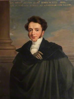 Sir Richard Acton (1801–1837), 7th Bt