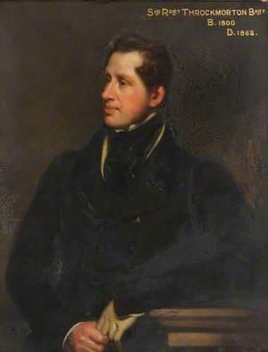 Sir Robert George Throckmorton (1800–1862), 8th Bt