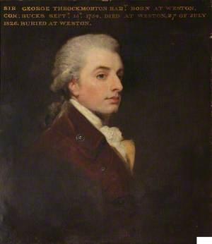 Sir George Throckmorton-Courtenay (1754–1826), 6th Bt