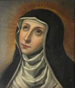 Head of Saint Theresa