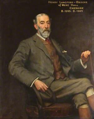 Major Henry Lewis Brooke Langford-Brooke (1843–1907)