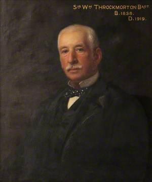 Sir William Throckmorton (1838–1919), 9th Bt