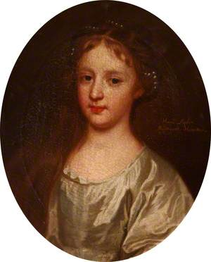 The Honourable Sophia Mordaunt (b.1664), Later Mrs James Hamilton II of Bangor