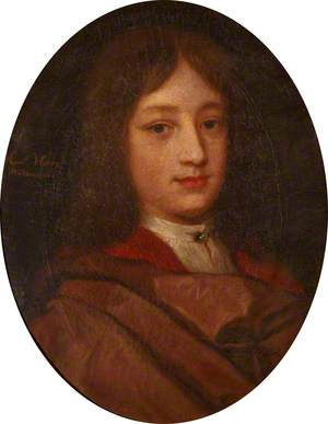 The Honourable Harry Mordaunt (b.1663), Later Lieutenant-General & Treasurer of the Ordnance (1699)