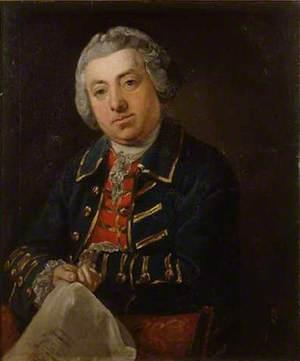 Bernard Ward (1719–1781), 1st Viscount Bangor