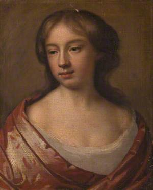 Bust Portrait of an Unknown Lady