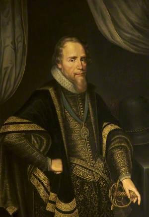Prince Maurice of Nassau (1567–1625), Prince of Orange
