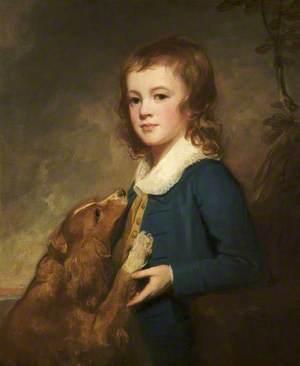 The Honourable Reverend Anchitel Grey (1774–1833), as a Boy