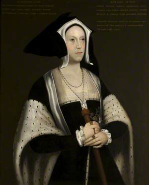 An Imaginary Portrait of Margaret Wotton (c.1490–after 1535), Marchioness of Dorset