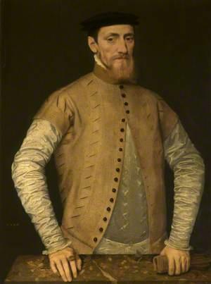 Possibly Sir John Gresham the Elder (c.1495–1556)
