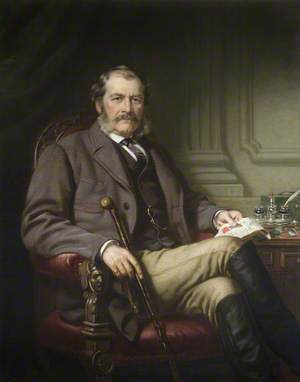 William Willoughby Cole (1807–1887), 3rd Earl of Enniskillen