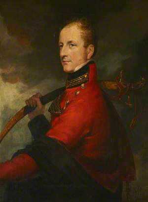 General the Honourable Sir Galbraith Lowry Cole (1772–1842), GCB