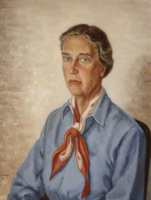 Lady Eleanor Balfour Cole (1890–after 1980)