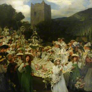 The Grasmere Rushbearing