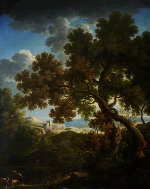A Claudean Landscape