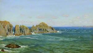 A Rocky Coast: Merope Rocks, near Harlyn Bay, North Cornwall
