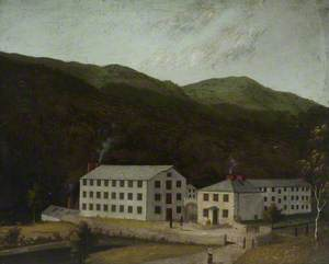 Woollen Mills at Millbeck