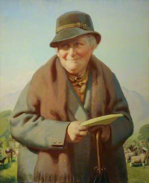 Beatrix Potter (1866–1943), in Old Age