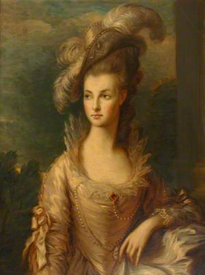 The Honourable Mary Cathcart, The Honourable Mrs Thomas Graham
