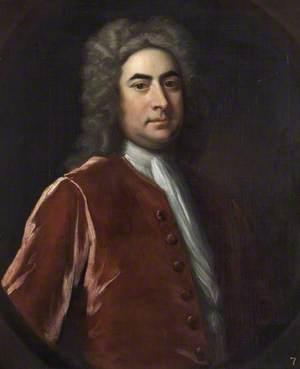 William Vernon (1654–1708), or His Son, William Vernon (1684–1721)