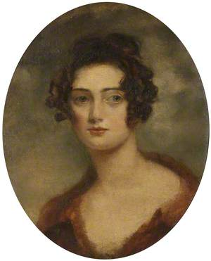 Mrs Fitzwilliam (Fanny Elizabeth Copeland, 1801–1854, Mrs Edward Fitzwilliam?)