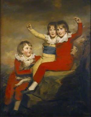 The Macdonald Children