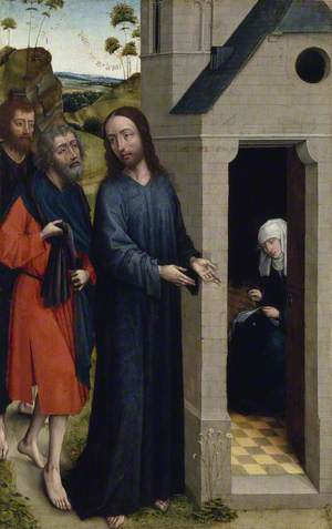 The Calling of Saint Andrew and Another Disciple of Saint John the Baptist