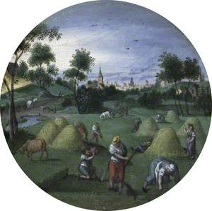 The Four Seasons, Summer: Haymaking