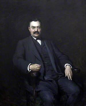 Sir Marcus Samuel (1853–1927), 1st Bt, Later 1st Viscount Bearsted