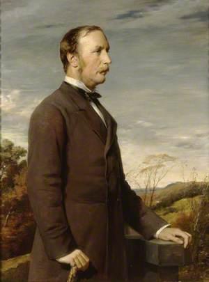 William John Legh (1828–1898), 1st Baron Newton