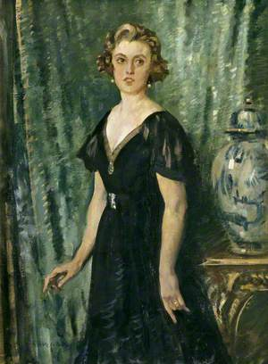 The Honourable Phyllis Elinor Legh (1895–1986), Mrs Henry Gerard Walter Sandeman