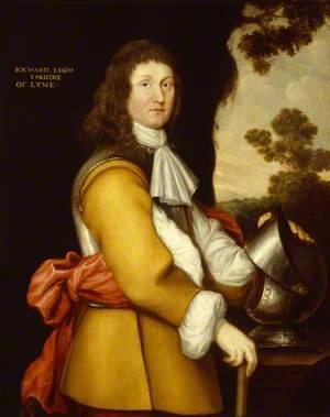 Richard Legh (1634–1687)