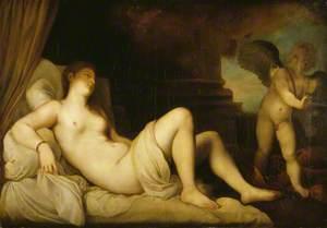 Danaë and Cupid