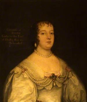 Charlotte de la Trémoïlle (1599–1664), Countess of Derby